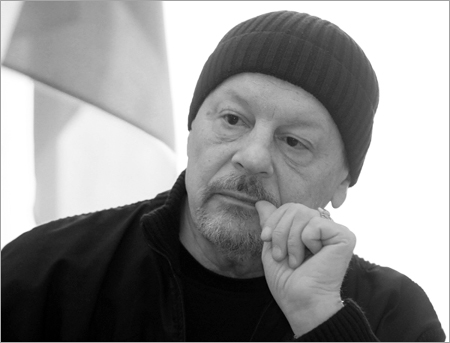 Скончался кинорежиссер Александр Бурдонский