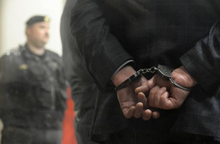 СКпросит продлить арест обвиняемых поделу овзрыве впетербургском метро