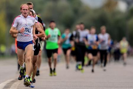 Около тысячи улан-удэнцев пробежали Зеленый марафон Сбербанка