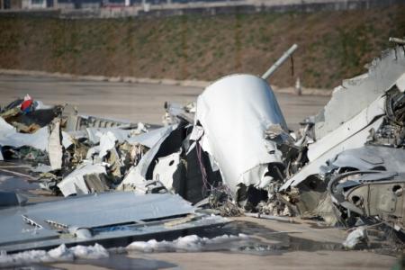 Минобороны завершило расследование крушения ТУ-154 под Сочи