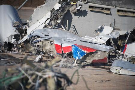 Ту-154 Минобороны потерпел крушение из-за ошибки экипажа