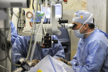 Единственный в Российской Федерации: вЕкатеринбурге открылся офтальмологический центр для детей