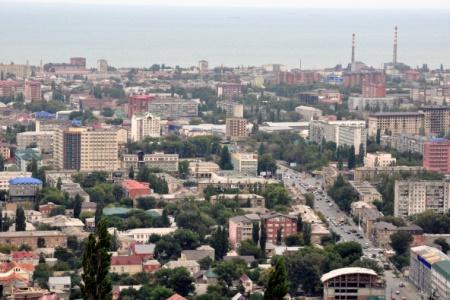 Рамазан Абдулатипов иАндрей Чибис приняли участие взапуске Тарнаирских очистных сооружений