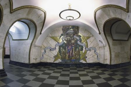Вмосковском метро состоится «Ночь русского балета»