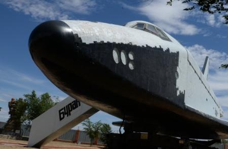 Вобразовательный центр «Сириус» уходит копия корабля многоразового применения «Буран»