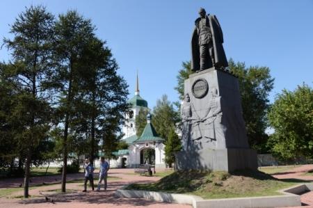 Суд отказал виске осносе монумента Колчаку вИркутске