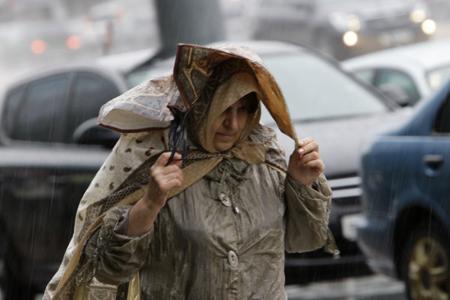 Дожди сгрозами ожидаются вПоморье напредстоящих выходных