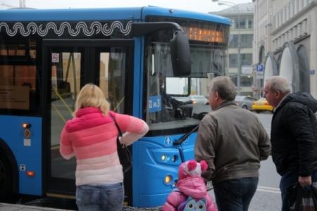 Остановку автобуса 400К около метро «Митино» перенесут