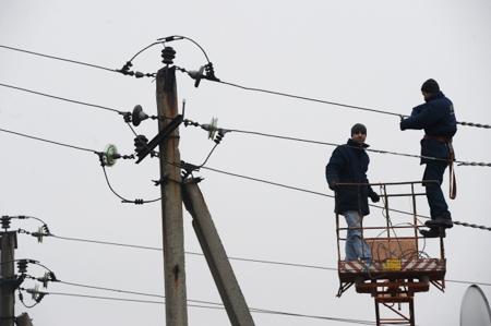 ВМарий Элиз-за непогоды 3 тысячи человек остались без электричества
