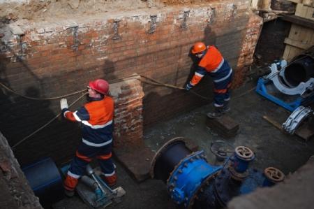 ВКраснодаре 500 тыс. граждан остались без воды из-за трагедии