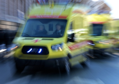 «Семерка» таранила автобус вСочи. умер человек