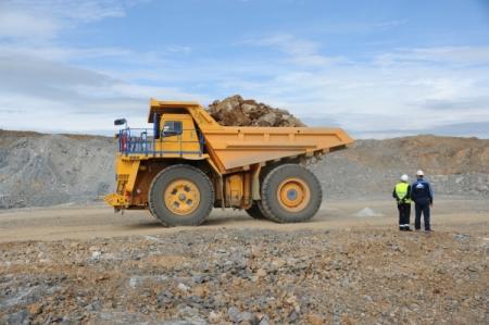 РФ начала добычу золота накрупнейшем вгосударстве месторождении