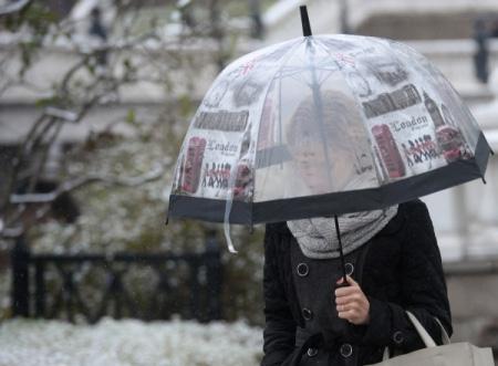 Ввыходные вПрикамье выпадет снег— ГИС Центр