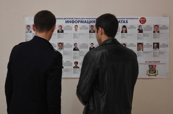 Жириновский разъяснил  низкую явку намуниципальных выборах в столицеРФ