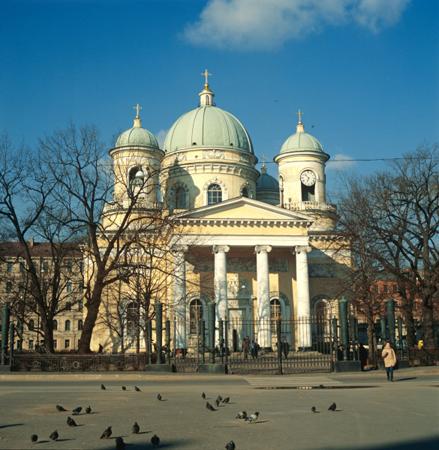 ВПетербург прибыла одна изсамых почитаемых святынь Греции— икона Панагия смогла