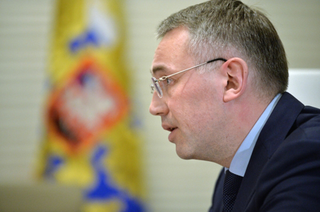 Губернатор Ненецкого автономного округа написал объявление оботставке