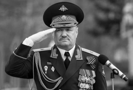 Загибелью российского генерала вСирии стоит предательство