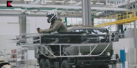 «Калашников» продемонстрировал навидео летающий автомобиль— Революция вмашиностроении