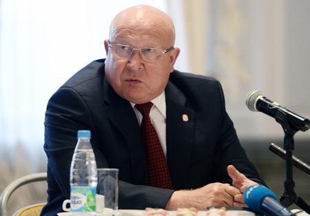Путин принял отставку нижегородского губернатора Шанцева