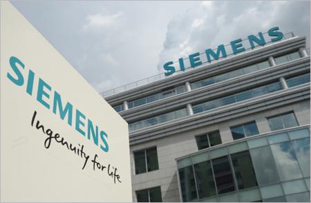 Концерн Siemens объявил ожелании сотрудничать сРоссией встроительстве ВМС «Евразия»