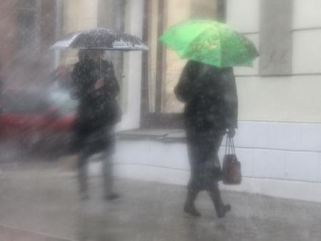 Неменее четверти месячной нормы осадков выпало в российской столице за2 дня
