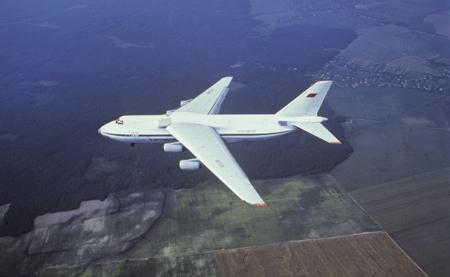 При крушении самолета вКонго погибли трое граждан России