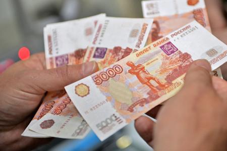 Средняя заработная плата  граждан  столицы  доконца года составит приблизительно  63 000 руб.