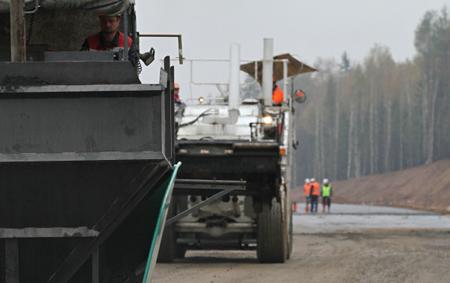 Борис Дубровский оценил новейшую дорогу, ведущую до«Солнечной долины»