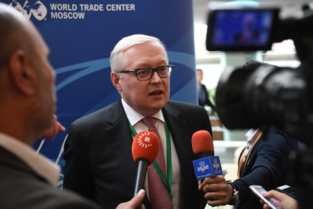 Рябков рассчитывает  наотказ США отновых санкций против Ирана