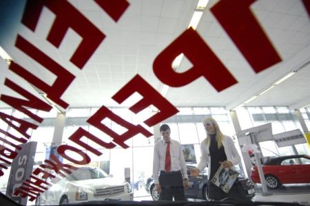 Минпромторга объявило опродлении программ поддержки спроса наавтомобиле