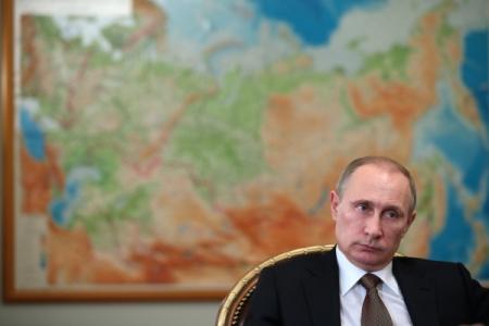 Путин: Российскую Федерацию небеспокоит усиление военной мощи НАТО у собственных границ