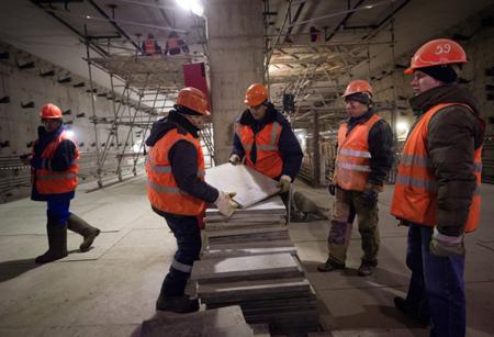 Новые радиальные веточки метро могут дотянуть доМытищ, Химок иШереметьево