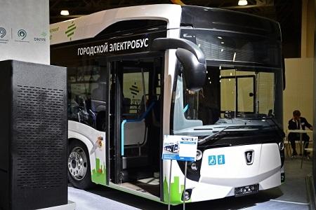 Первые электробусы начнут ездить по 8-ми маршрутам в столице