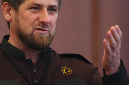 Кадыров обвинил украинские спецслужбы вубийстве супруги Осмаева