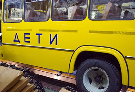 Шофёр столкнувшегося савтобусом под Ярославлем фургона арестован