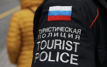 Впарке «Зарядье» возникла туристическая милиция
