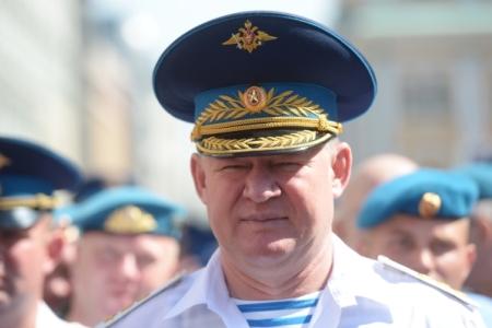 Командующий ВДВ объявил осоздании десантного батальона вКрыму