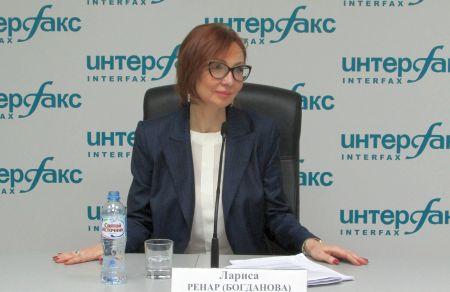 Бизнесвумен Лариса Ренар собирается впрезидентыРФ