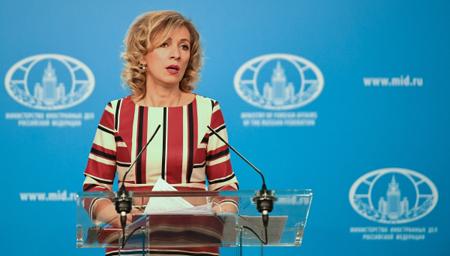 Захарова сообщила опопытке выжать РФ измирового спорта