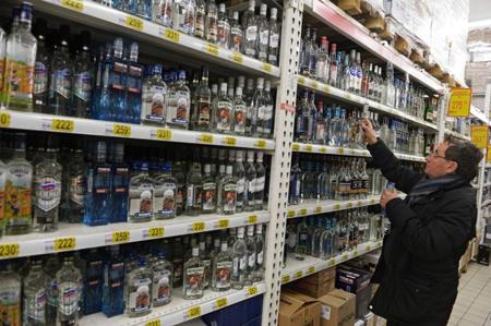 Время продажи алкоголя вКарелии сократится натри часа