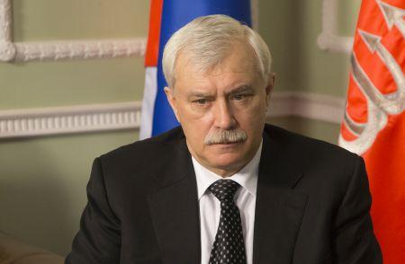 436f13d3c258 Губернатор Санкт-Петербурга Г.Полтавченко  «Мне интересно работать в городе»