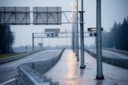«Автодор» открыл после реконструкции участок дороги М-3 вКалужской области