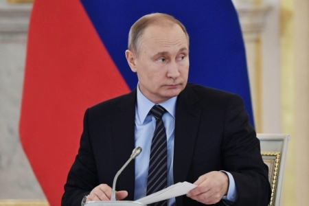 Путин: Экономика Российской Федерации  одолела  спад