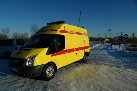 Один человек умер вавтомобильной трагедии вКраснодарском крае