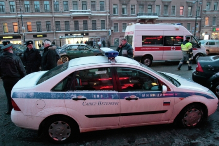 СКСанкт-Петербурга проведет детальное расследование столкновения маршрутки и фургона