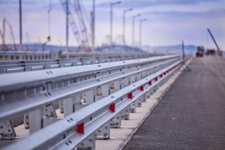 НаКрымском мосту разместят посты ГИБДД