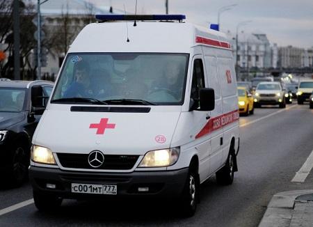 Вмосковском бизнес-центре произошла стрельба