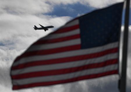 Американские военные самолеты снова увидели у русской границы