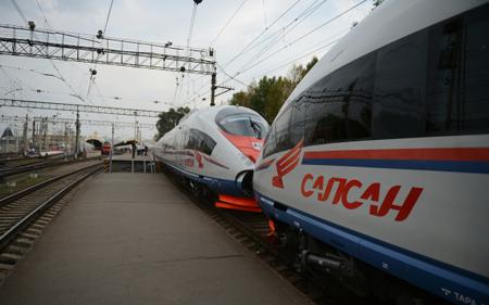 «Сапсанов» между Петербургом иМосквой будет вдвое больше