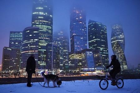 Москва угодила влидеры рейтинга европейских городов будущего